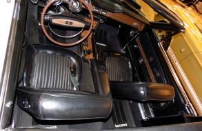 G.T. 500 - Upholstery
